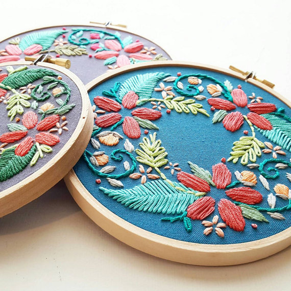 European Style Diy Suzhou Embroidery For Beginners Handmade Home