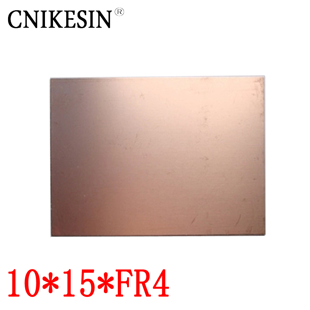 Cnikesin Single Side 1015fr4 Fr 4 Glass Fiber Blank Copper Clad About 5pcs Copperfibergl Ass Universal Prototype Pcb Circuit Board Printed In Sided From Electronic