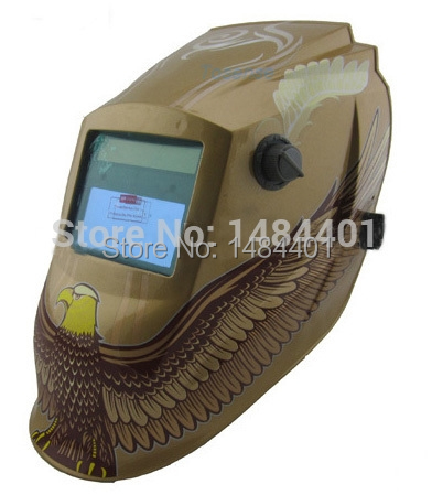 Welder Helmet Flame skeleton  Auto Darkening Welding Helmet for ARC MAG MIG TIG plasma cutter New Fashion free post hot sell flame skeleton auto darkening welding helmet for arc mag mig tig electric welder mask automatic darkening chrome brushed new