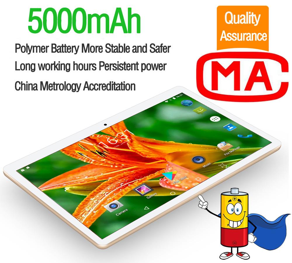 BDF 10 pulgadas 4G LTE tableta Android 12