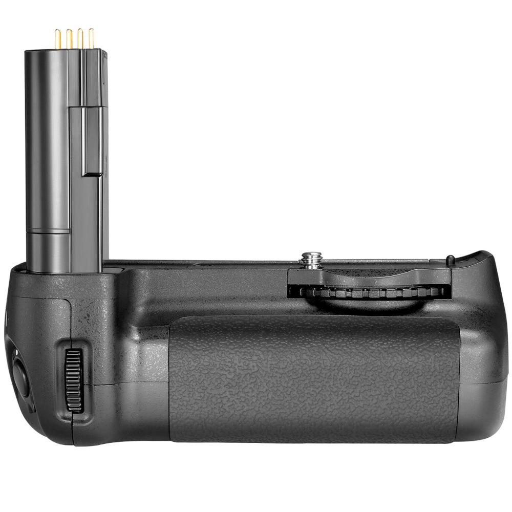 Neewer Ersatz MB-D80 Batterie Grip Arbeitet mit 6 stücke AA Batterie/EN-EL3e Batterie + Halter für Nikon D80 D90 SLR Kamera