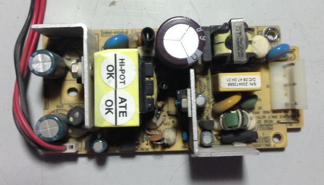 HW S2309TP-EI   power supply boardHW S2309TP-EI   power supply board