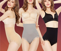 Hot New Women High Waist Brief Girdle Body Shaper Underwear Pure Cutton Slim Tummy Knickers Pants Underwear Plus Size