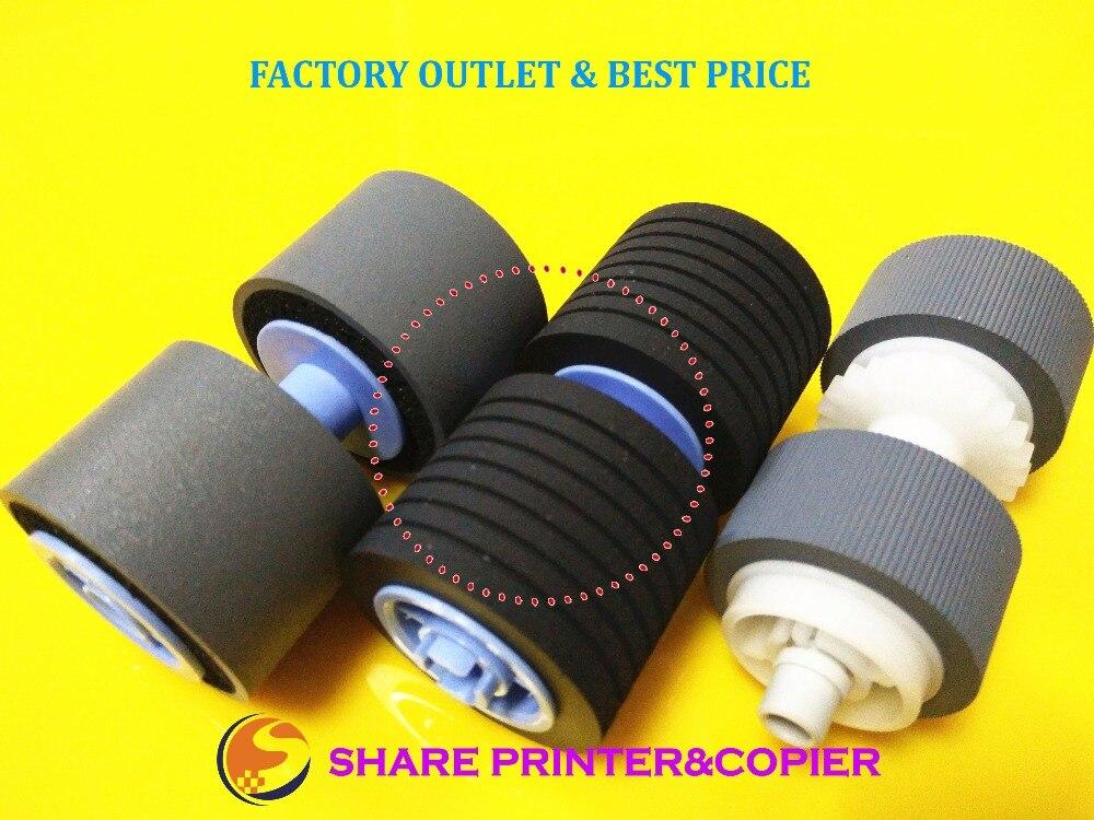 Share OEM New Scanner Exchange Roller Kit for Canon DR G1100 DRG1300 DR G1100 118262B001 8262B001AA
