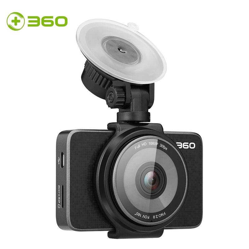 360 3inch LCD HD1080P Ambarella A12 Smart Wifi Bluetooth Car DVR Auto Dash Camera Digital Video Recorder 165 Angle Lens 16G Card 2 7 inch r310 tft lcd dual 2 lens car dvr video recorder