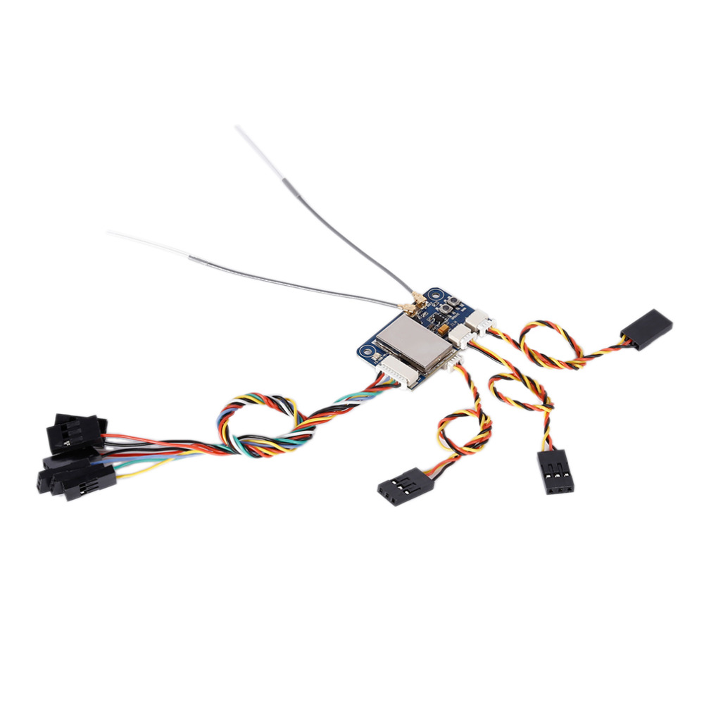Image 5 - Original Flysky FS X6B FS X6B 2.4G PPM i BUS 6CH Receiver For Rc Quadcopter FS I6X FS i4 FS i6 FS i6S Transmitter-in Parts & Accessories from Toys & Hobbies