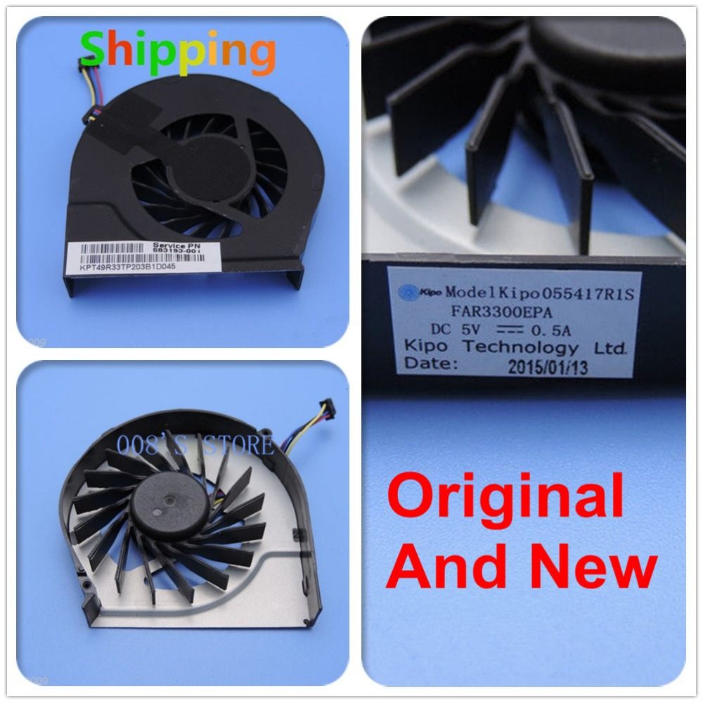 NEW CPU Cooling Fan For HP Pavilion G4-2000 G6-2000 G7-2000 G7-6000