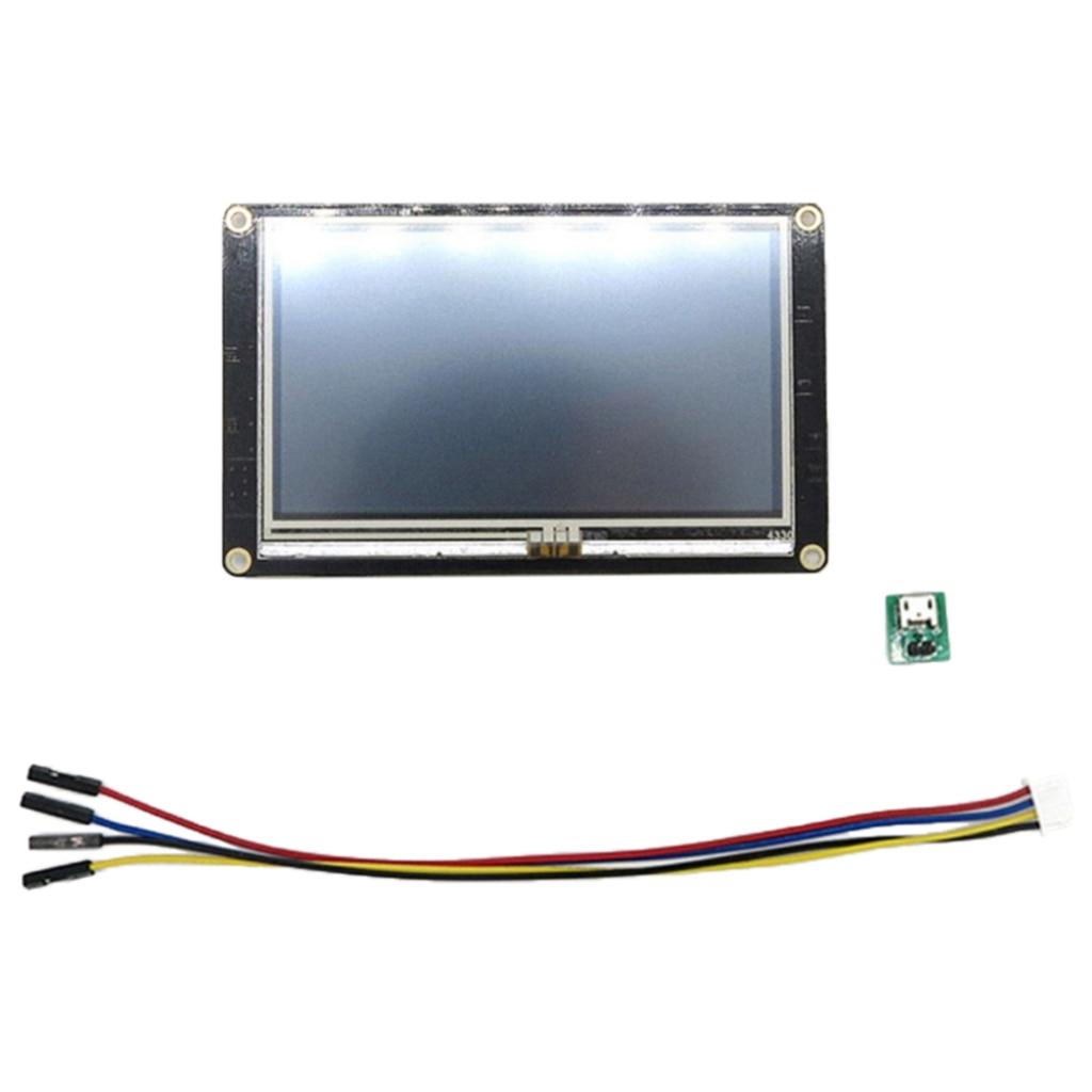Ecran tactile HMI amélioré pour framboise Arduino Pi (4.3 '') NX4827K043 - 3
