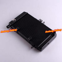Aluminum Cooler Radiator For Honda CB 500 CB500 1993 2004 Motorcycle Spare Cooling Parts Accessories