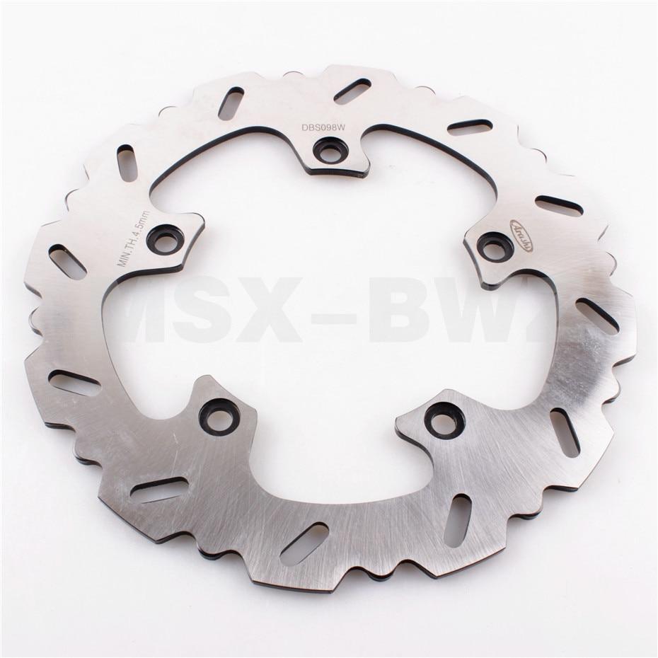Rear Brake Disc Rotor For BMW R1200GS 13-15 R1200RS 15 16 R1200RT 14-15 R1200 2013 2014 2015