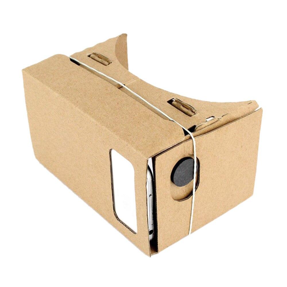 83f661030 DIY الكرتون VR نظارة الواقع الافتراضي سماعة 3D VR فيلم ألعاب رئيس محمولة  العالمي لفون ل سامسونج هاتف ذكي في DIY الكرتون VR نظارة الواقع الافتراضي  سماعة 3D ...