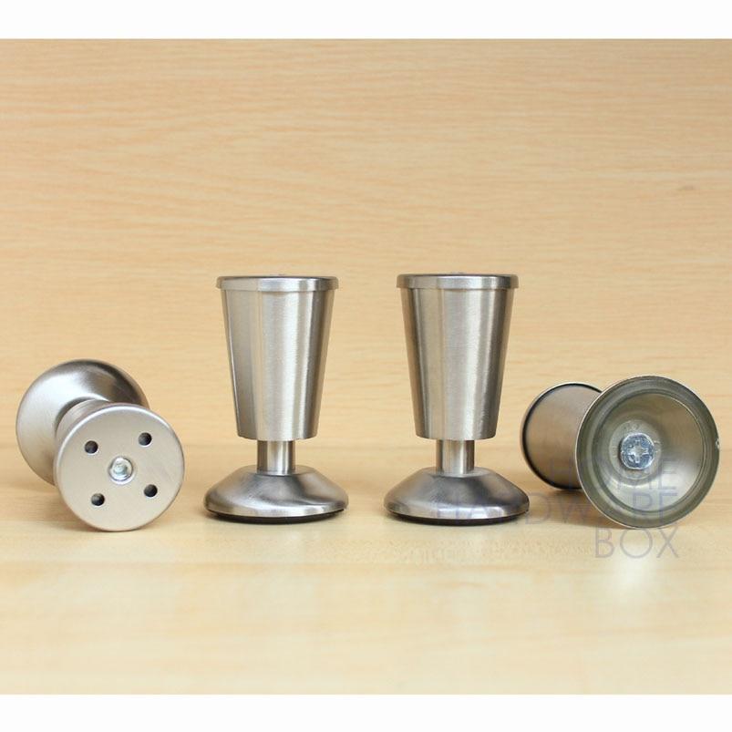 Adjule Feet For Furniture Stainless Steel Cabinet Legs Modernstork Kitchen