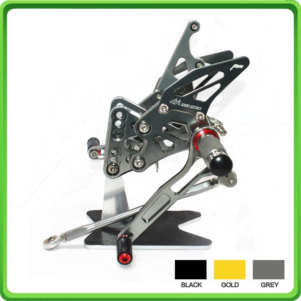 Seturi de seturi din spate cu reglaj CNC Seturi de seturi spate - Accesorii si piese pentru motociclete