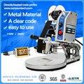 Nueva DY máquina de impresión de huecograbado, Expiración/Fecha/Hora/Serie/Número de Lote número de lote de la impresora de inyección de tinta hs código