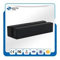 Mini Size Track 1/2/3 Smallest Magnetic Stripe Card Reader Card Swipe Machine HCC750
