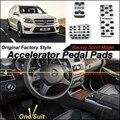 Педали акселератора автомобиль Pad / крышка завода гонки для Mercedes Benz MB GL450 GL550 GL63 у подножия педаль газа