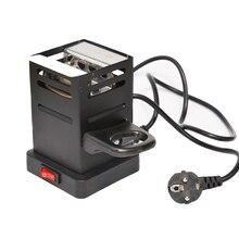 Black Shisha Hookah Charcoal Stove Heater Mini Squ