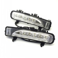 Car Styling LED Daytime Running Lights For Ford Edge 2010 2011 2012 2013 2014 Car Fog