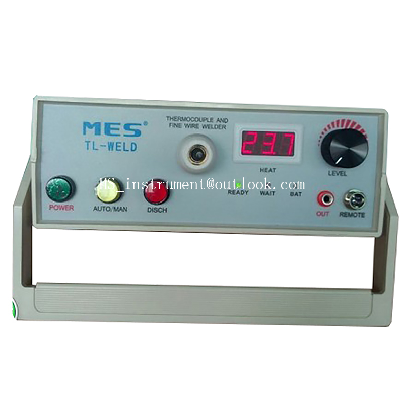 Thermocouple spot welding machine TL WELD metal ball lotus wire feeder thermocouple welding thermocouple spot welding machine tl weld metal ball lotus wire feeder thermocouple welding
