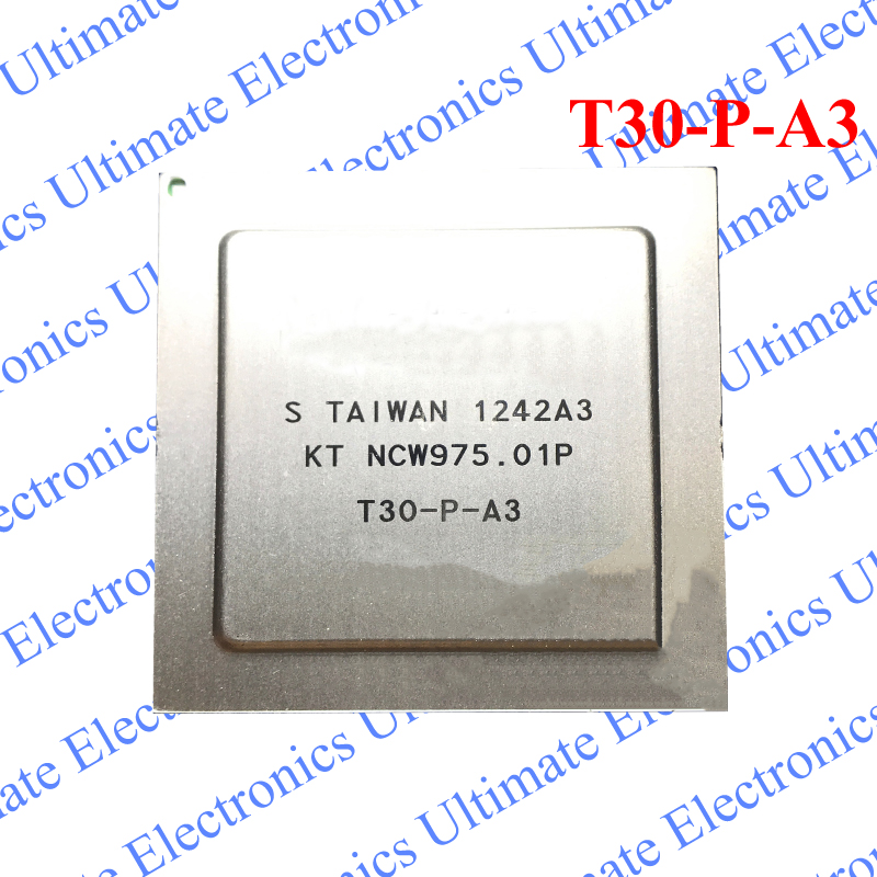 ELECYINGFO New T30-P-A3 T30 P A3 BGA chipELECYINGFO New T30-P-A3 T30 P A3 BGA chip