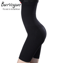 Burvogue Hot Sales Sexy Woman Butt Lifter With Tummy Control Panty High Waist Butt and Hip Enhancer Padded Slimming Shapewear