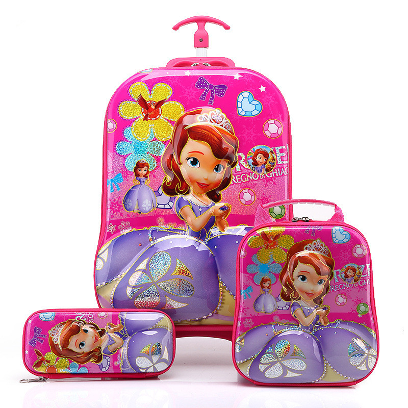 Online Get Cheap 16 Kids Travelling Trolley Bag -Aliexpress.com ...