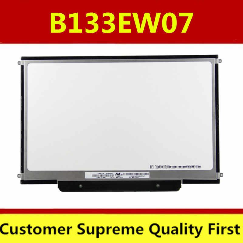 13.3 pouces ordinateur portable lcd écran matriciel pour macbook pro 13 affichage A1278 A1342 B133EW04 B133EW07 LP133WX2-TLG2 LTN133AT09