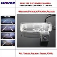 Liislee Dynamic Guidance Rear Camera For Toyota Aurion / Camry XV40 2006~2011 / HD 860 Pixels Parking Intelligentized