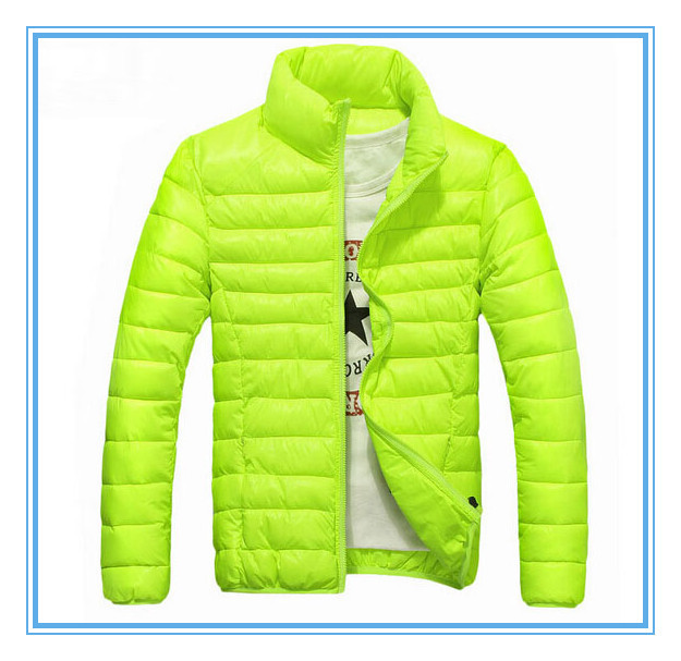 Fluorescent Green Jackets | Outdoor Jacket