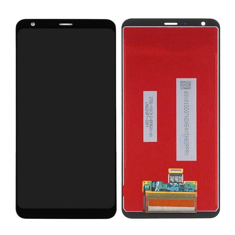 40f3dbbe1c2 Beste Koop 6.2 inch Voor LG Q Stylo 4 Q710 Q710MS Q710CS Lcd scherm met  Touch Screen Digitizer Vervangende Onderdelen Gratis Verzending Goedkoop