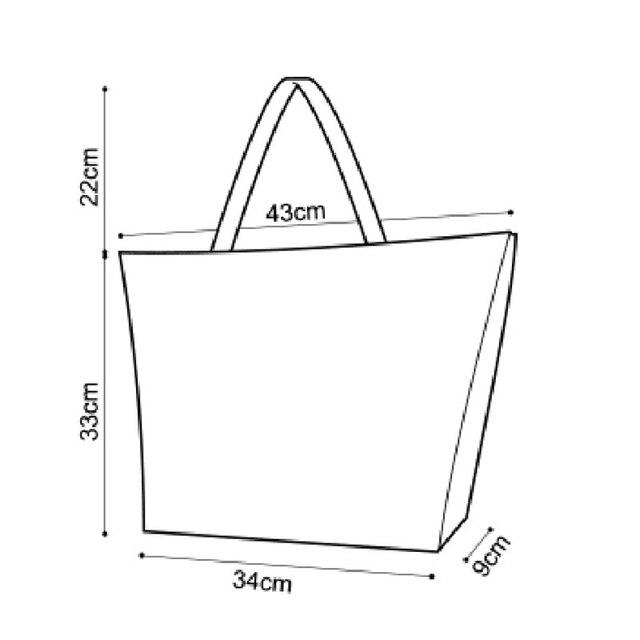 Fashion High Quality Printing Red Casual Canvas Tote Bag Women Shoulder Bags Handbag 4