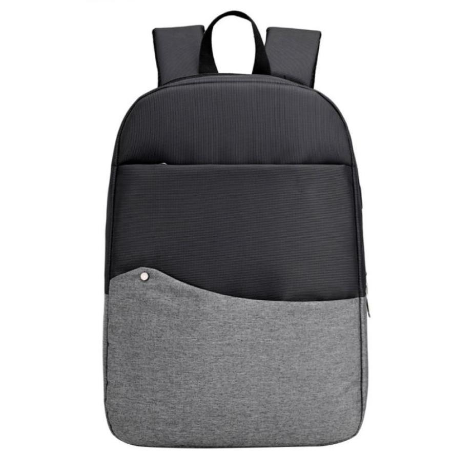 USB Charge Laptop Backpacks Shoulder Stitching Backpack Travel Bag Computer Backpack Bags Nylon Waterproof Backpacks Daypack#20