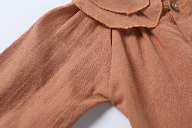Long sleeve children shirt