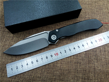 folding knife D2 blade Aluminium Alloy Handle MT ANAX  tactical pocket knives utility camping outdoor knife hand tool