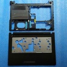 Lenovo coque supérieure pour repose mains, série G400S G405S, AP0YC000C60 et coque inférieure, AP0YC000320