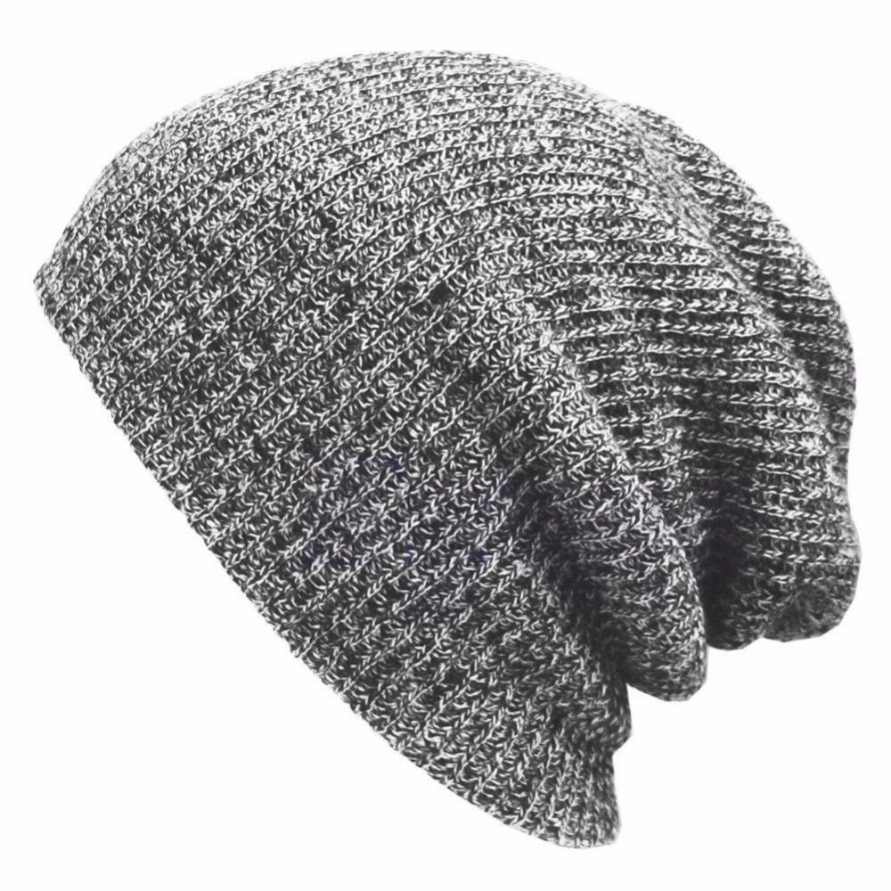 Cool Gadgets 2018 Winter Beanies Solid Color Hat Unisex Plain Warm Soft Beanie Skull Knit Cap Hats Knitted Touca Gorro Caps For Men Women 1