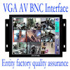 ZGYNK 8 Inch Open Frame Industrial Monitor Metal Monitor With VGA AV BNC HDMI Monitor