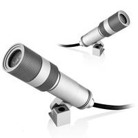 Novo Estilo Tubular de Alumínio Cheio 5 w gramado ponto de luz Colorido Opção IP67 12 v 24VDC LED luzes Do Jardim Ao Ar Livre