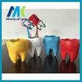 1 unid Creativo Regalo Dental Clínica Dental Lápiz Jarrón Pot, regalo especial para el dentista laboratorio Médico productos Envío Gratis