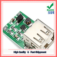 DC-DC step up Boost Module 0.9V ~ 5V TO 5V 600MA 0.6A USB Boost Board Mobile Power supply converter board Booster(China)