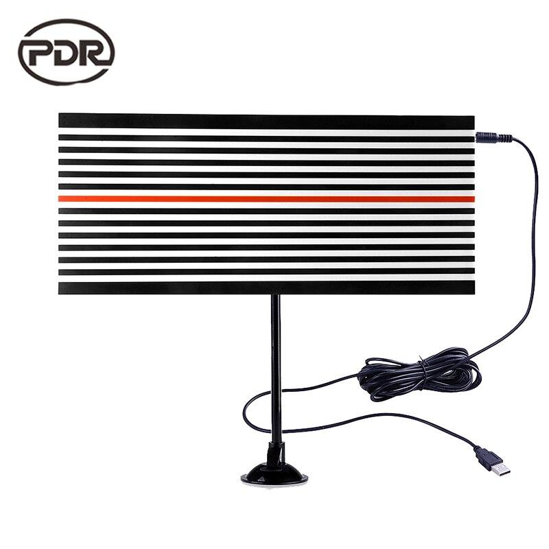 Дент удаления PDR Профессиональный светодиодный свет Отражатели Совета PDR лампа отражения доска Paintless Дент Ремонт Ручные инструменты Ferramentas