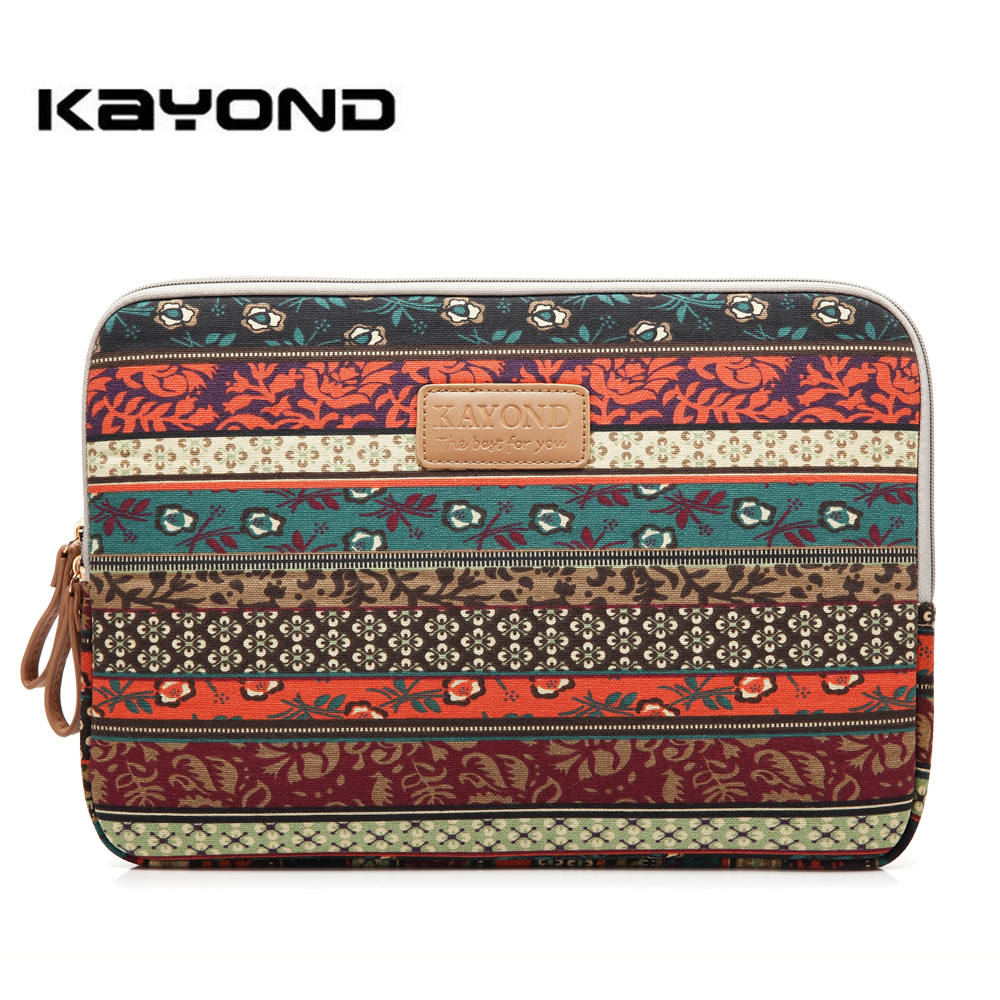 Laptop Sleeve Computer Carry Bag Handbag Protective Case Pouch Cover for Touch Bar Macbook Pro Air Retina 7 - 15