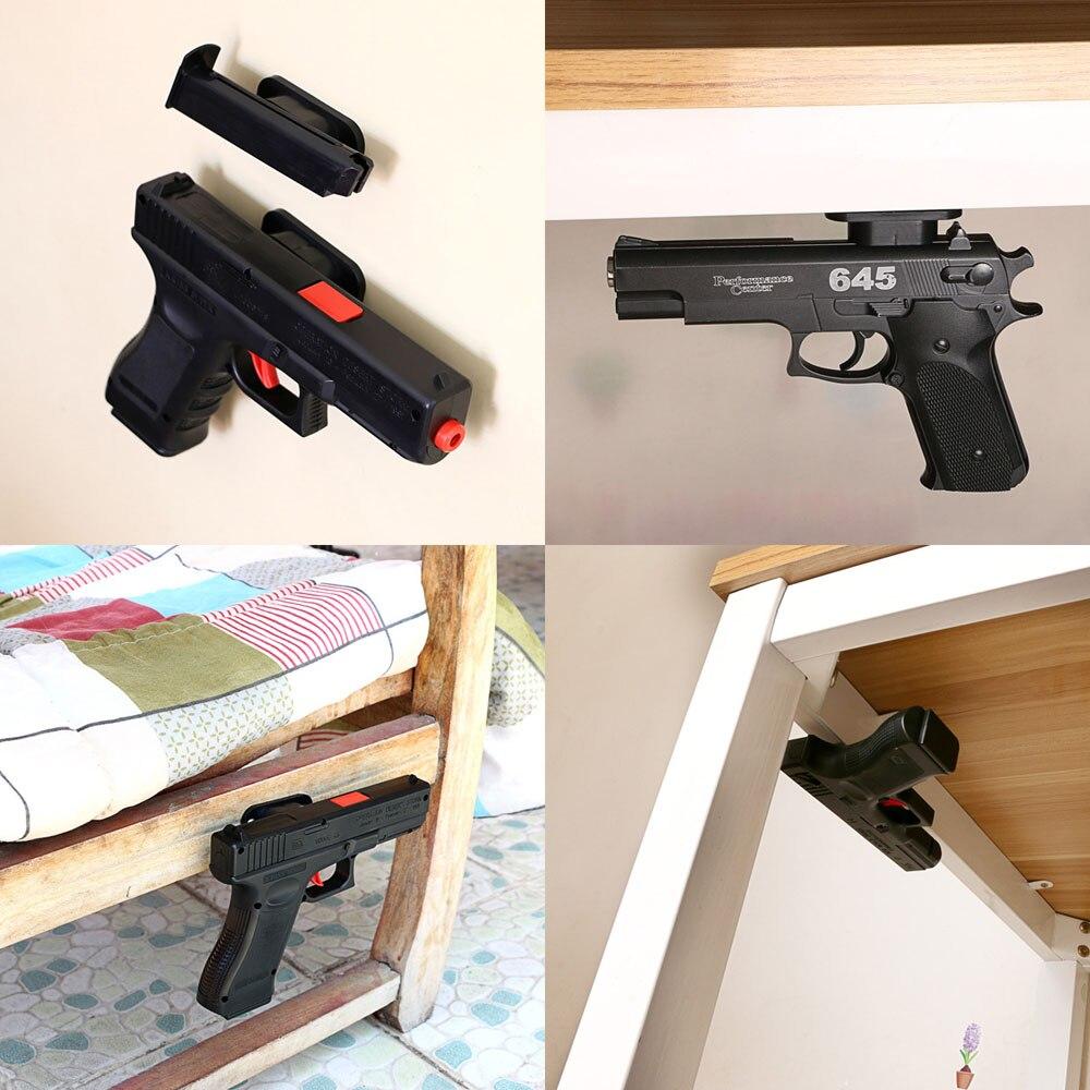 Dold magnetisk pistolhållare montera 25LB betygsvapenmagnetstativ - Jakt - Foto 3