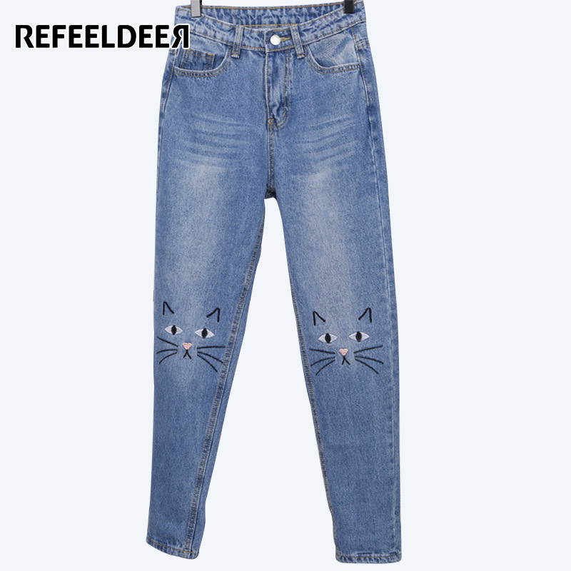 Refeeldeer Jeans Womens