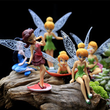 HERMOSO Kawaii 12pieces models fairy garden miniatures princess crafts miniature fairy figurines garden decoration R001