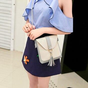 Designers Women Messenger Bags Females Bucket Bag Leather Crossbody Shoulder Bag Handbag Satchel messenger bag