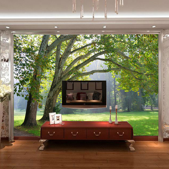 Modern minimalist 3D large wall mural wallpaper living room bedroom sun Forest Wallpaper TV background wallpaper simranjeet kaur amaninder singh and pranav gupta surface properties of dental materials under simulated tooth wear
