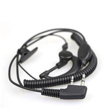 Walkie Talkie Earphone B13 Walkie Talkie Curve Headphone Cable Headset