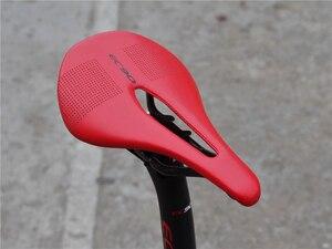 Image 5 - EC90 Fahrrad Sattel MTB Bike Sättel Carbon Faser Sattel 240 143mm/125g Rennrad Fahrrad/stahl Sattel Schienen Fahrrad Radfahren