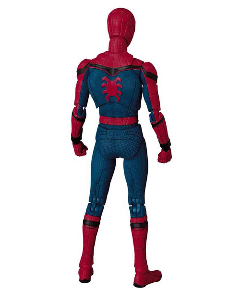 The Amazing Spiderman Variant Figure Film Version Spider Man Peter Parker PVC Action Figures Toy Doll Kids Gift (5)
